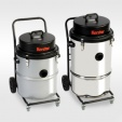 I KV65 110 Industrial Two and Three Motor Vacuum Cleaners